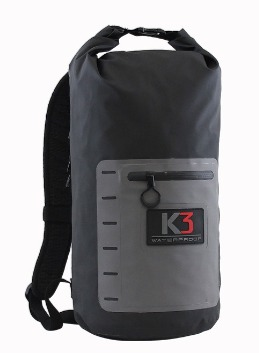 K3 DRIFTER LIMITED EDITION WATERPROOF DRY BAG BACKPACK