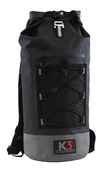 K3 POSEIDON 20 LITER WATERPROOF DRY BAG BACKPACK