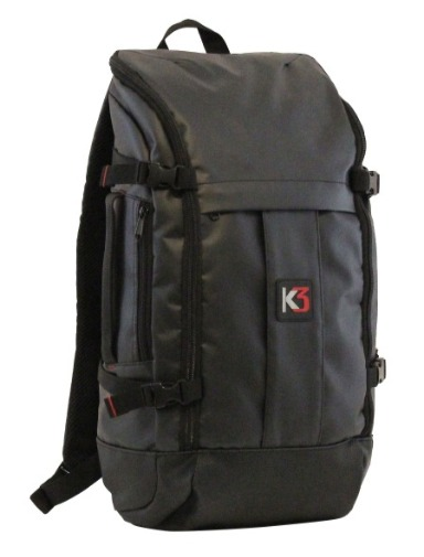 K3 ALPHA WEATHERPROOF BACKPACK